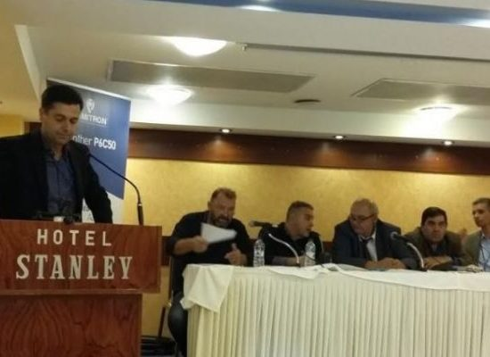 Συνέδριο ομοσπονδίας ταξί στην Αθήνα
